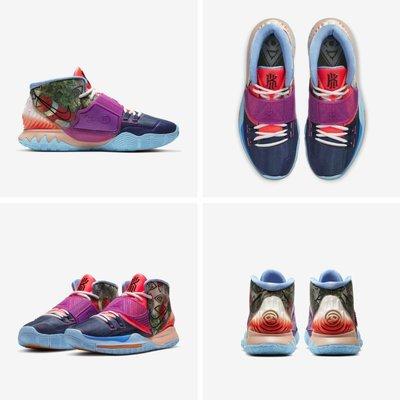 (A.B.E)Nike 耐克 Kyrie 6 Pre Heat Ep CQ7634-403 男潮鞋