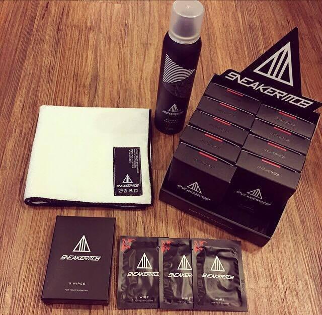 ☆AirRoom☆【現貨】Sneaker Mob Repellent 防水噴霧 + MOB 布 + MOB 濕紙巾 免運
