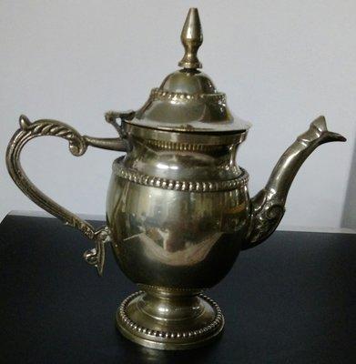 79 鍍銀茶壺Silver plate Teapot