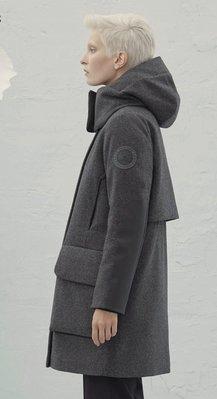 canada goose 全新branta系列的ATAVIST羽絨外套 派克大衣 Loro piana羊毛外套不是moncler