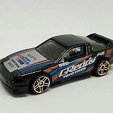 1:64 Hotwheels Diecast Nissan Silvia 180SX【Type X GReddy】
