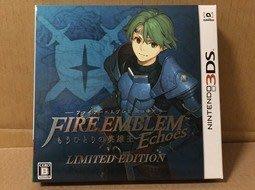 (全新現貨限定版)N3DS 聖火降魔錄 FIRE EMBLEM Echoes 另一位英雄王 中文限定版