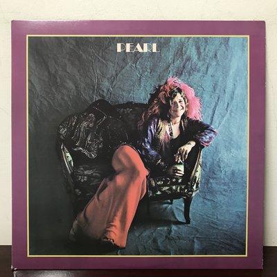晨雨黑膠【西洋】※搖滾500大第125名 ※美版/Janis Joplin – Pearl (1980s)