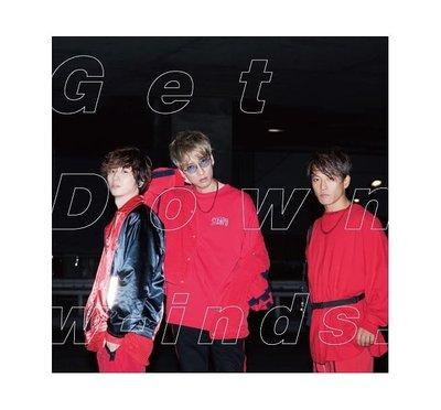 合友唱片 面交 自取 w-inds./『Get Down』通常盤 CD