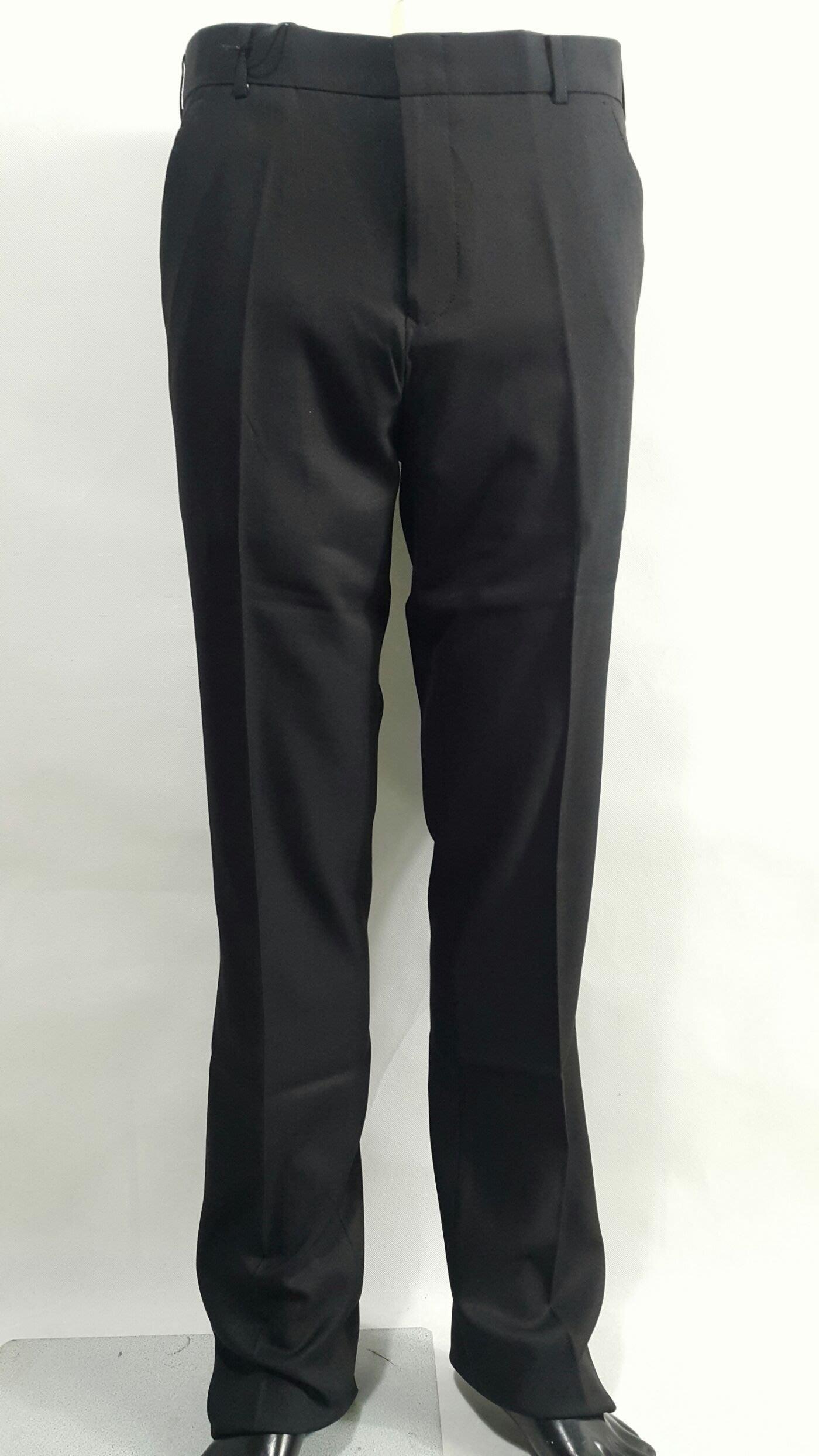 伸縮彈性加大尺碼平面伸縮西裝褲42~50腰  小尺碼30~40腰