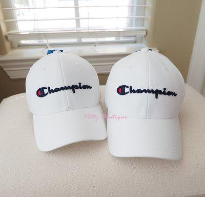 《Patty》代購超搶手男女都可戴的 Champion 棒球帽 2色 現貨