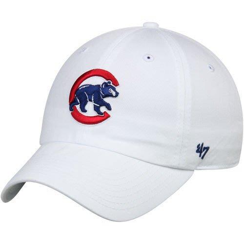 【YZY台灣】47 BRAND CHICAGO CUBS 芝加哥 小熊 老帽 復古帽 老爺帽 MLB LOGO 經典