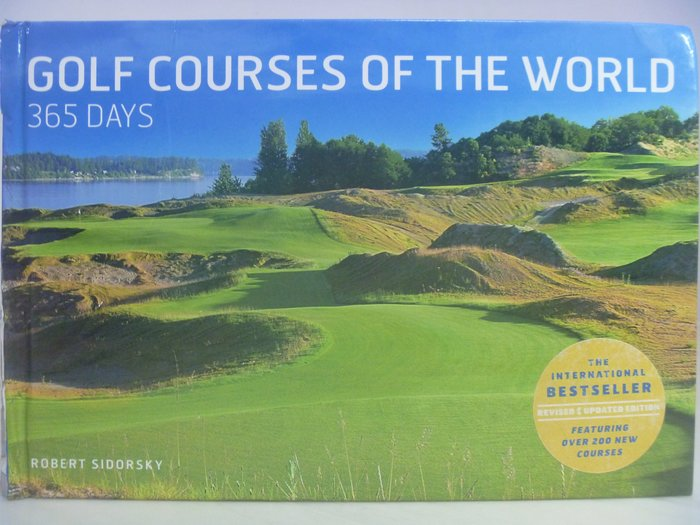 【月界】Golf Courses of the World 365 Days_Sidorsky_高爾夫球 〖體育〗AGW