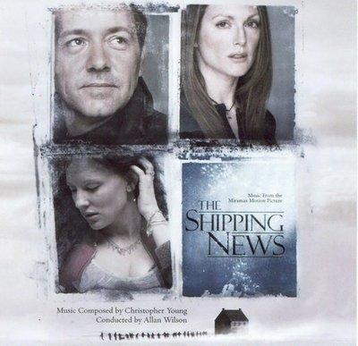 《絕版專賣》真情快遞 / The Shipping News 電影原聲帶 Christopher Young