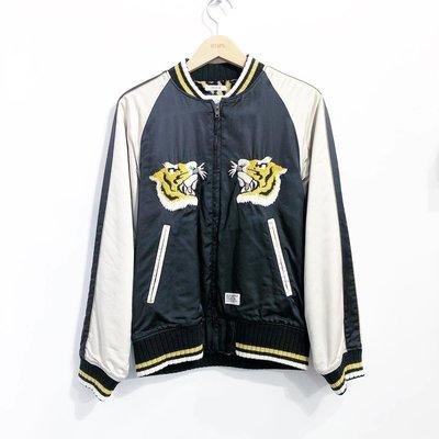 【希望商店】WTAPS LOCALS JACKET 11AW 刺繡 虎 橫須賀 外套