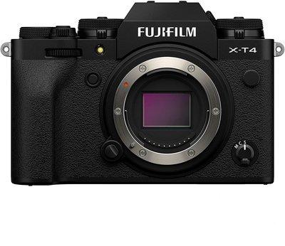 【高雄四海】Fujifilm X-T4 body 單機身 (kit組包裝).全新公司貨.4K錄影 5軸防震 XT4