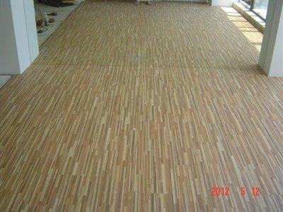 木地板~超耐磨手刮浮雕~經典拼木