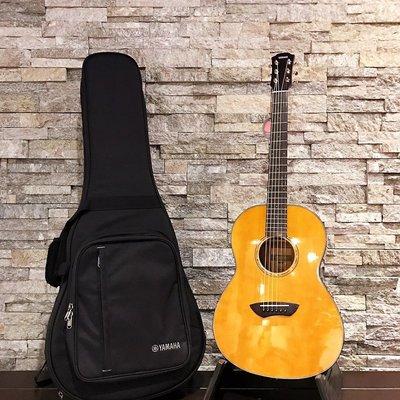 免運費 公司貨 YAMAHA CSF1M Parlor 面單板 旅行吉他 桶身 附拾音器 高階琴袋 GSmini DJR