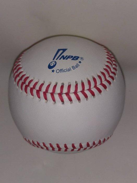 貳拾肆棒球-日本帶回日職棒公式實際比賽球/Mizuno製