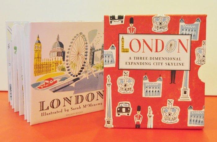 *小貝比的家*LONDON: A THREE-DIMENSIONAL EXPANDING CITY SKYLINE