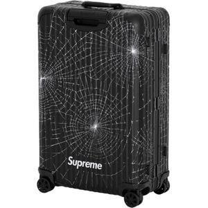 現貨含運 2019 Supreme x Rimowa 期間限定超限量蜘蛛網31吋/行李箱只有一個,全新品。