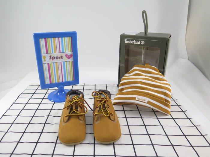 【iSport愛運動】Timberland 經典黃靴 BABY小童鞋 9589R  尺寸4c=12cm
