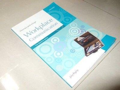 古集二手書y ~Workplace Communication Pilgrim 9780198006213