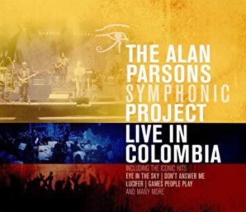 【搖滾帝國】THE ALAN PARSONS SYMPHONIC PROJECT / Live In Colombia (Blu-R