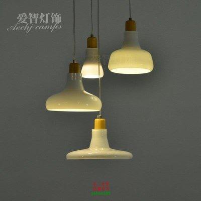 【美學】吊燈北歐簡約宜家餐廳吊燈單頭玻璃吊燈MX_1782