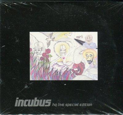 【嘟嘟音樂2】重擊合唱團 Incubus - 搖滾極致現場演唱會實況  2CD+DVD  (全新未拆封)