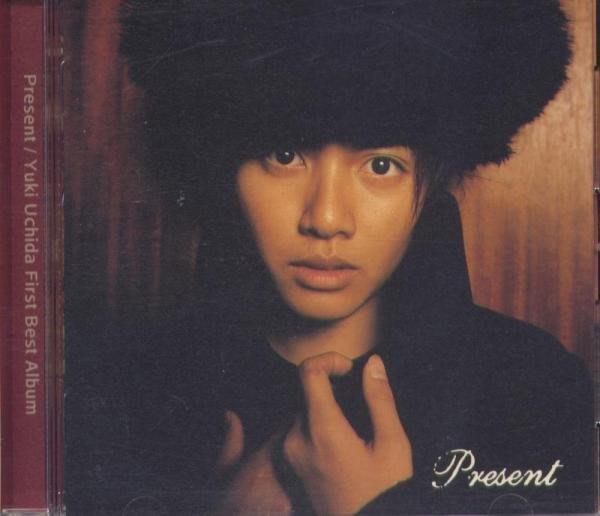 內田有紀~First Best Album/日版CD/Present~一個屋簷下,福山雅治,酒井法子,石田壹成