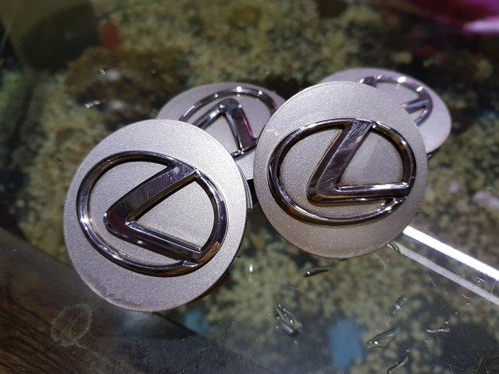 我最便宜 LEXUS 鋁圈蓋(LEXUS新車卸下 4顆只要 2018元正廠 現貨) 17吋鋁圈