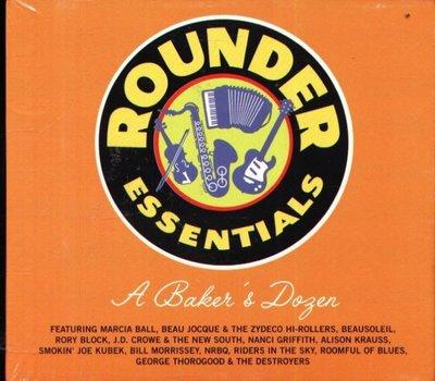 八八 - ROUNDER ESSENTIALS Baker's Dozen PROMO Sampler
