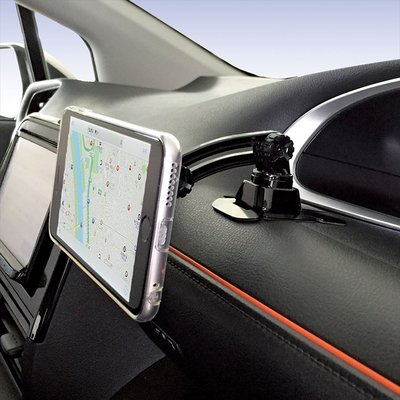 NAPOLEX 強力磁吸可調式置式手機架 - FIZZ-1079