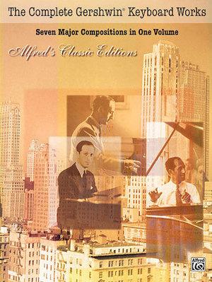 【599免運費】The Complete Gershwin Keyboard Works / HL00321406