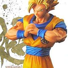 日本正版 景品 七龍珠超 DXF THE SUPER WARRIORS vol.5 超級賽亞人 孫悟空 公仔 日本代購
