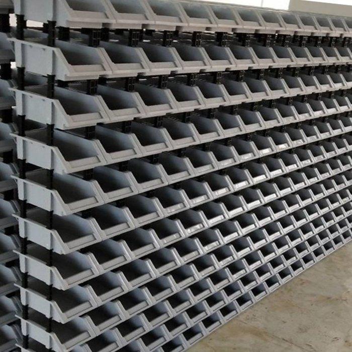 SX千貨鋪-分格螺丝零件盒组合式配件五金工具箱元件整理小塑料盒子分类收纳#綠色環保 #組合牢固 #超強承重