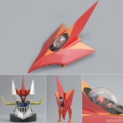 EVOLUTION TOY  鐵甲萬能俠 Great Mazinger Brain Condor 頭像