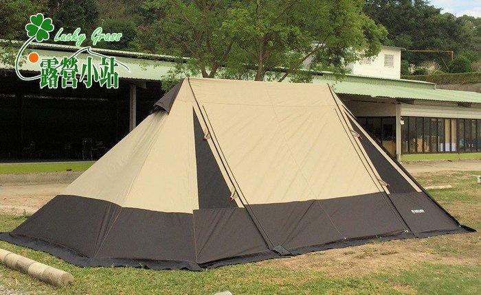 露營小站~【BL-47】威力屋47雙峰帳篷.BL-47Twin towers-國旅卡