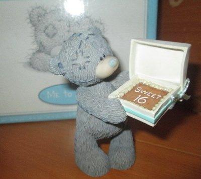 誠品書局 可愛進口英國熊 擺飾