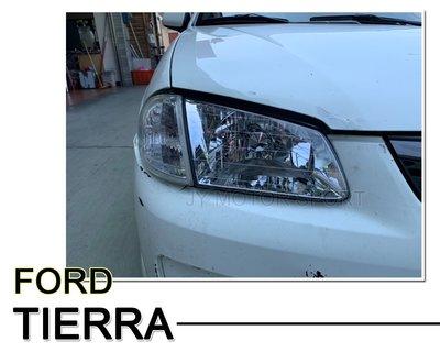 》傑暘國際車身部品《 全新TIERRA 323 ACTIVA LIFE W6 ISAMU 原廠型 晶鑽 大燈 1邊750