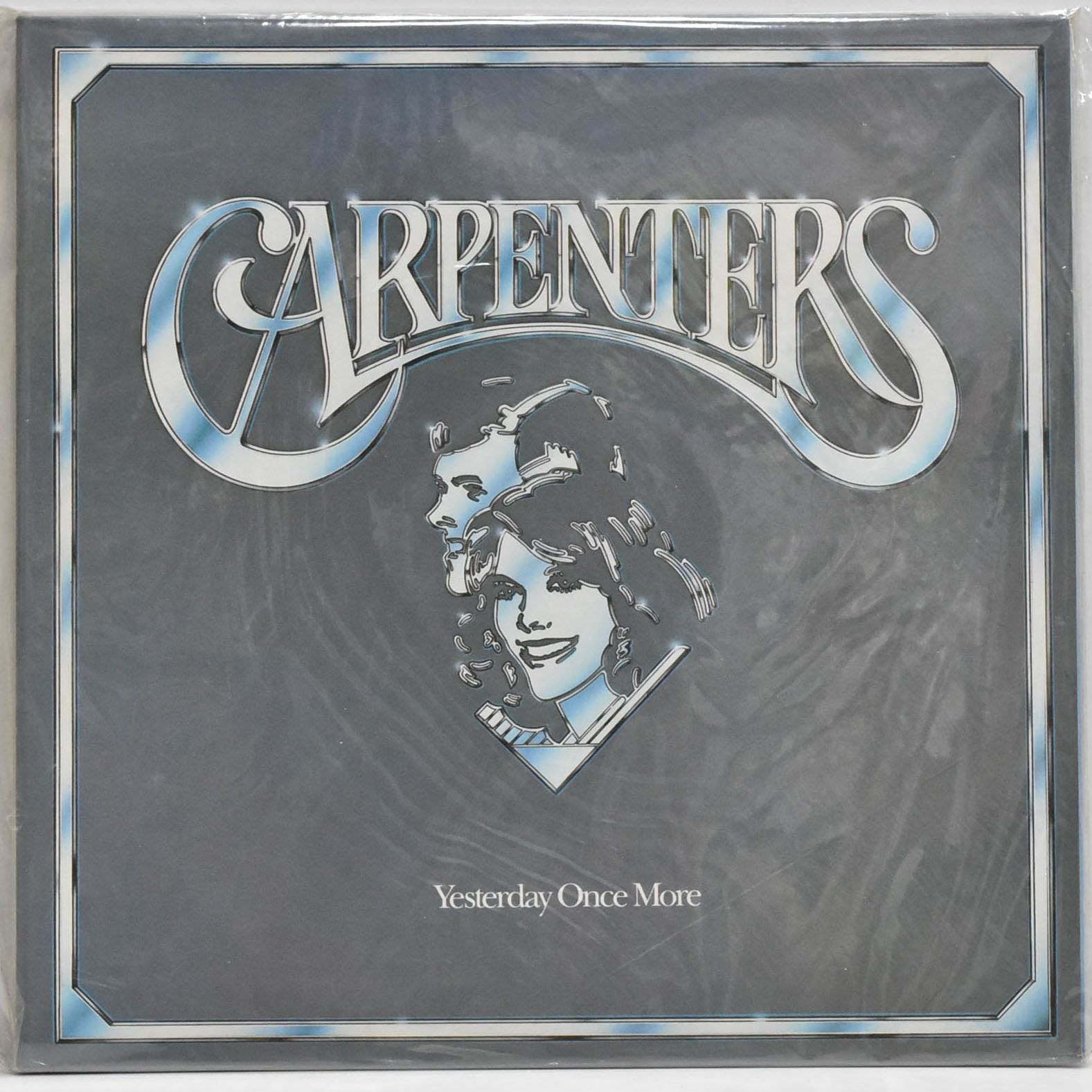 Carpenters Yesterday Once More 2X黑膠品項優 609900000534 再生工場YR20