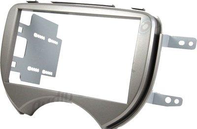 全新 NISSAN 日產 NEW MARCH 2DIN 面板框 適用於2015~2019 可安裝6.5吋 / 7吋主機