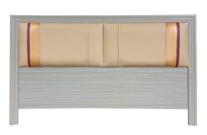 【南洋風休閒傢俱】精選時尚床片  單人加大床頭片-  金條床片3.5尺  CY104-22
