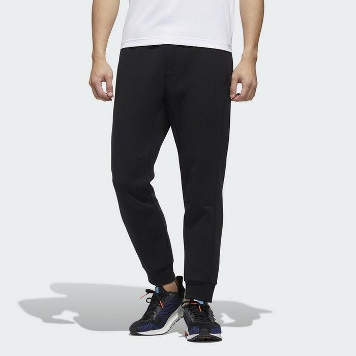 【Dr.Shoes 】Adidas PEACH 專業運動 訓練 運動長褲 黑色 男款 GM4412