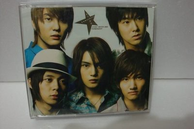 【銅板交易】二手原版CD♥東方神起 JYJ 首張日文單曲 Stay With Me Tonight (CD+DVD)