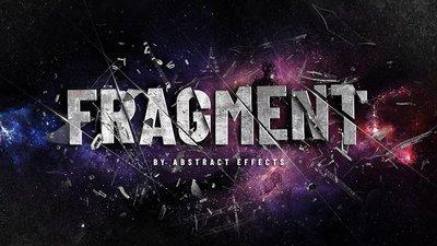 【天天魔法】【S1313】正宗原廠~抽象效果的片段(10個獨特的想法)~Fragment by Abstract