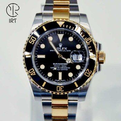 【IRT】勞力士 潛航者系列 40MM 腕錶專用型防護膜  PRO級極致防護 手錶全機包膜 116613LN