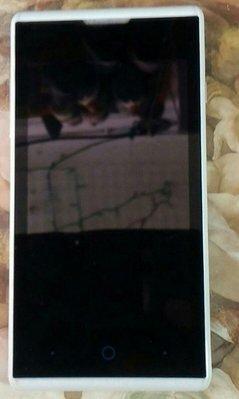 $$【故障機】Taiwan mobile Amazing A4S『白色』$$