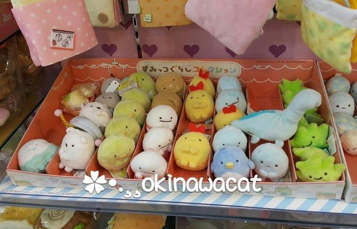 【代購】角落生物 迷你 絨毛玩偶 手掌娃娃 日本正版 掌心玩偶 約6cm  整組22隻