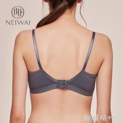 零憂哺乳內衣女無鋼圈文胸薄款胸罩孕婦孕期舒適透氣NEIWAI內外