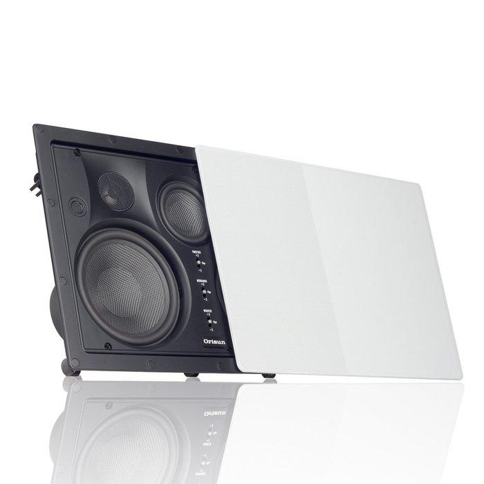 美國 ORISUN 入牆音響 OS-IW525 一只 另 OS-IW8 OS-CI602 OS-IC606 新店音響