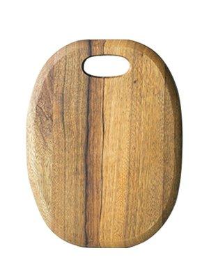 日式相思木實木菜板砧板面包板創意加厚案板占板 切菜板家用