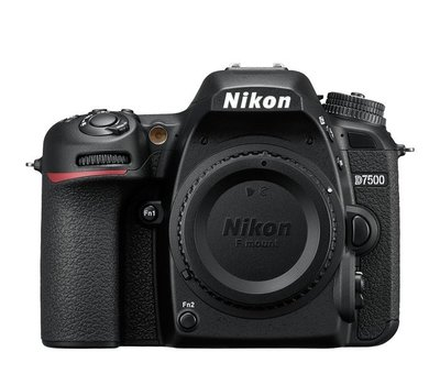 *大元 台南*【2/29前送5千禮券+原電】Nikon D7500 BODY 單機身 APS高階機 公司貨