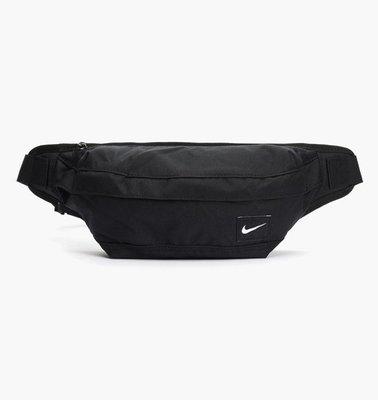 全新正品 NIKE HOOD WAISTPACK 腰包 肩背 側背 黑色 黑白 霹靂包 BA4272-067
